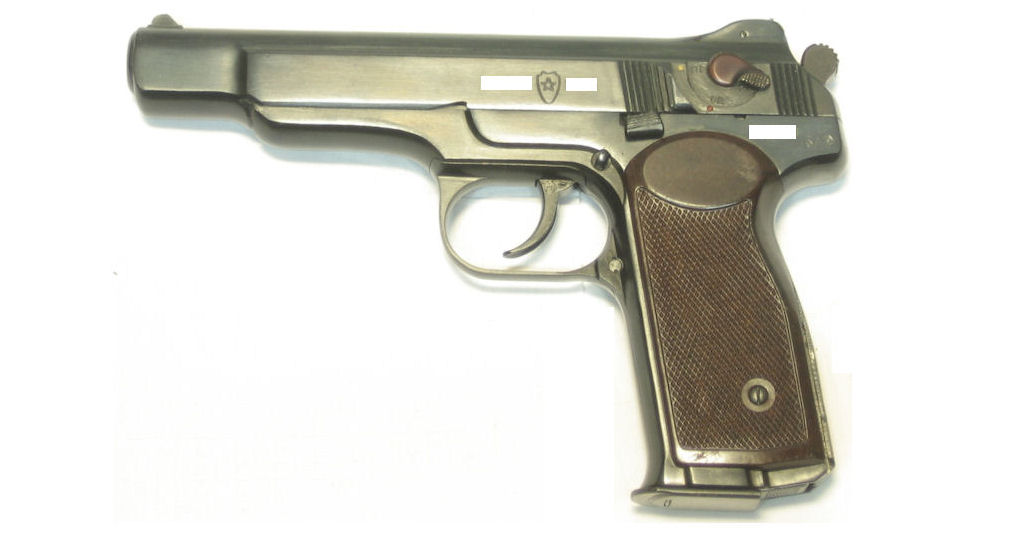 STECHKIN APS calibre 9mm Makarov