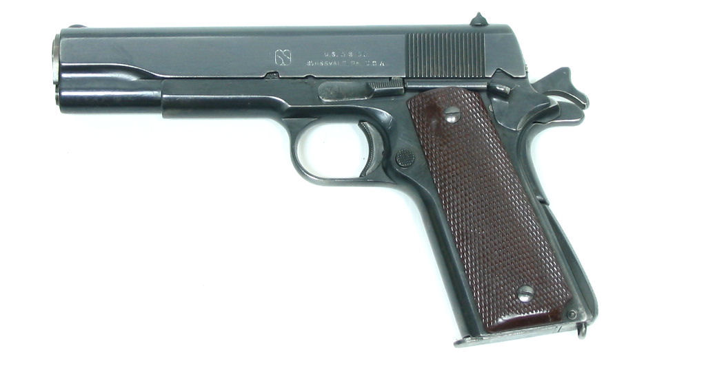 Union Switch & Signal 1911A1 calibre .45ACP