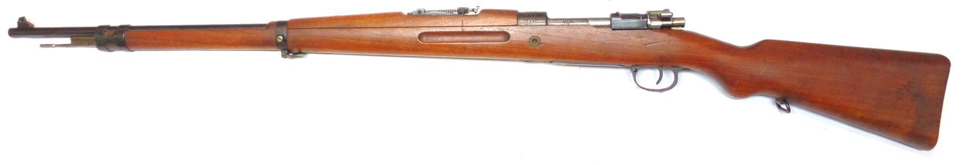 CZ BRNO VZ24 calibre 7x57