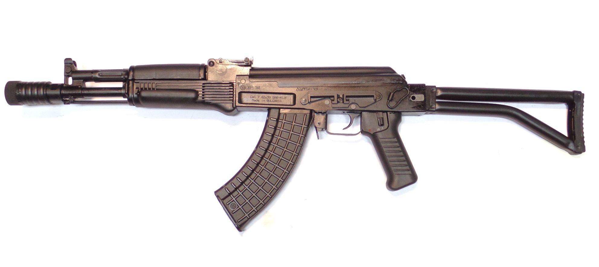 Arsenal AR-M12F Calibre 7,62x39mm