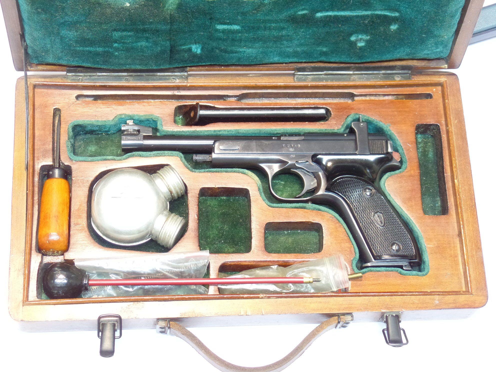 BAIKAL MARGOLIN calibre 22LR