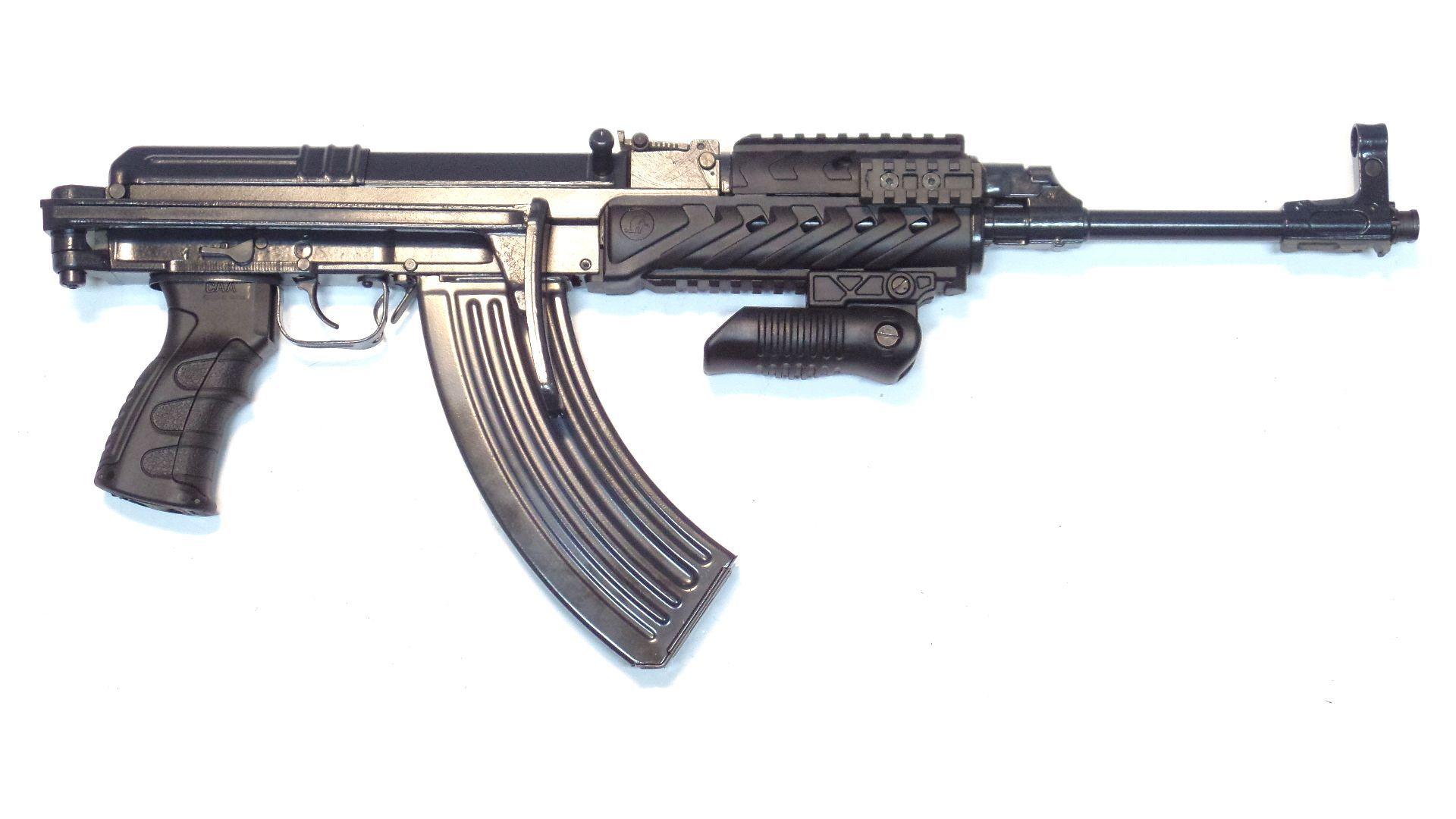 CZ VZ58 / VZ858 Tactical calibre 7.62x39