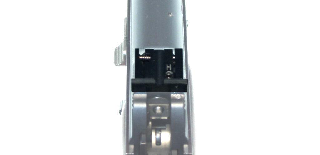 Hausse réglable micrométrique P210