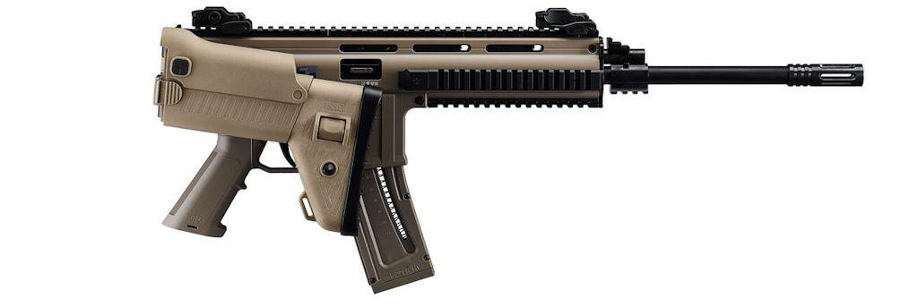 ISSC - Mk 22 MSR calibre 22LR