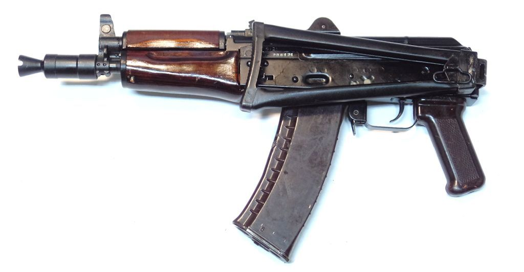 AKS74U Krinkov TULA Calibre 5.45x39mm