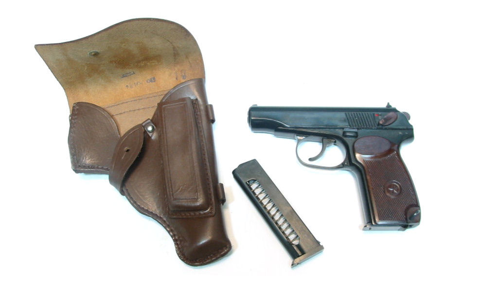 MAKAROV calibre 9mm Makarov
