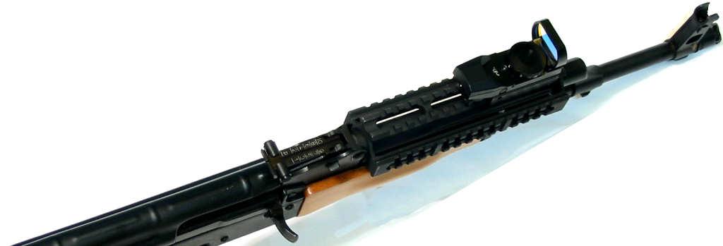 Montage AK Garde Main