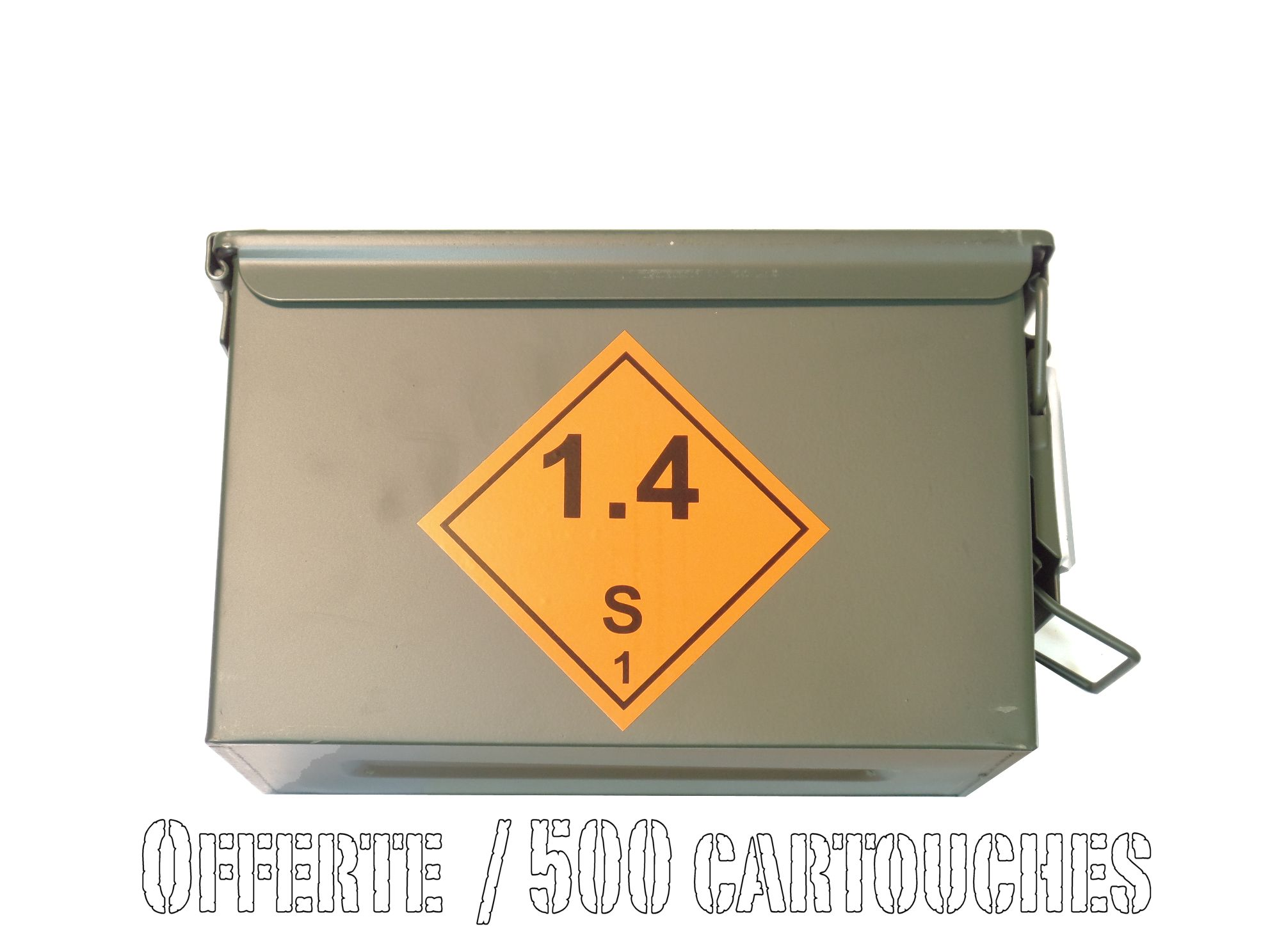 MUNITIONS x250 calibre 7.62x39 SURPLUS