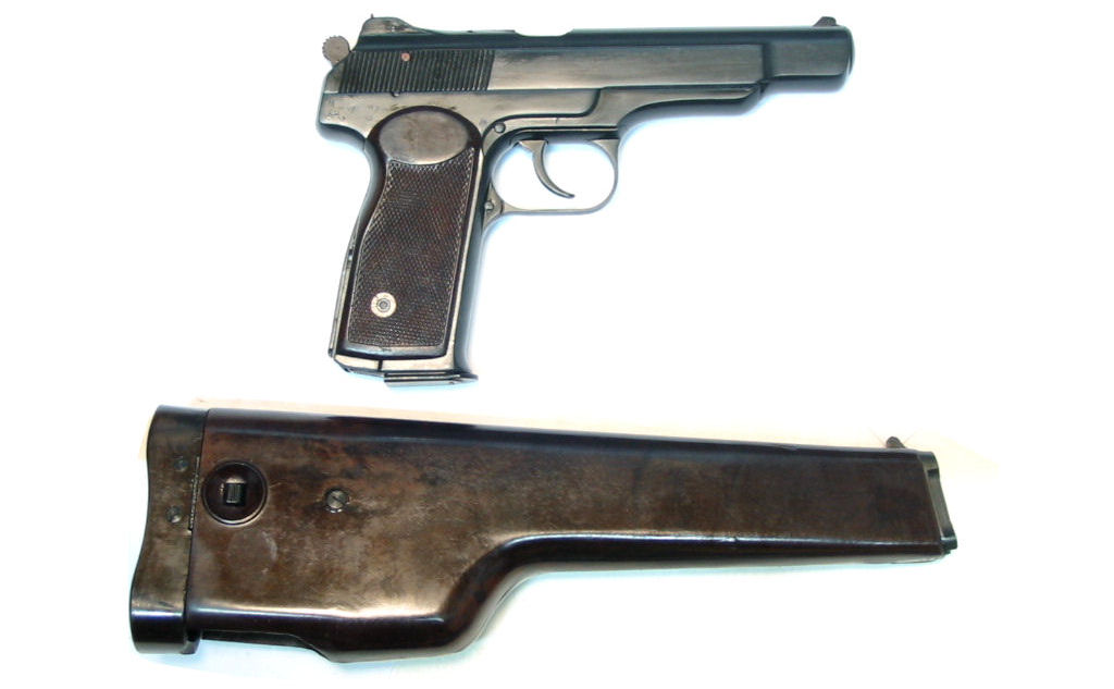 STECHKIN APS calibre 9mm Makarov