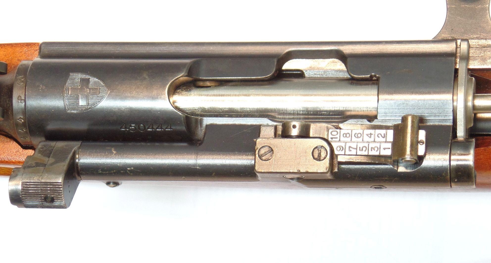 ZFK31-42 calibre 7.5x55 Zielfernrohr Karabiner