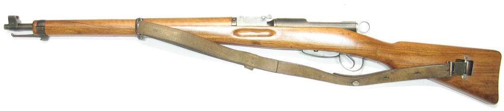 K31 Etat Neuf calibre GP11 7.5x55 Schmidt Rubin