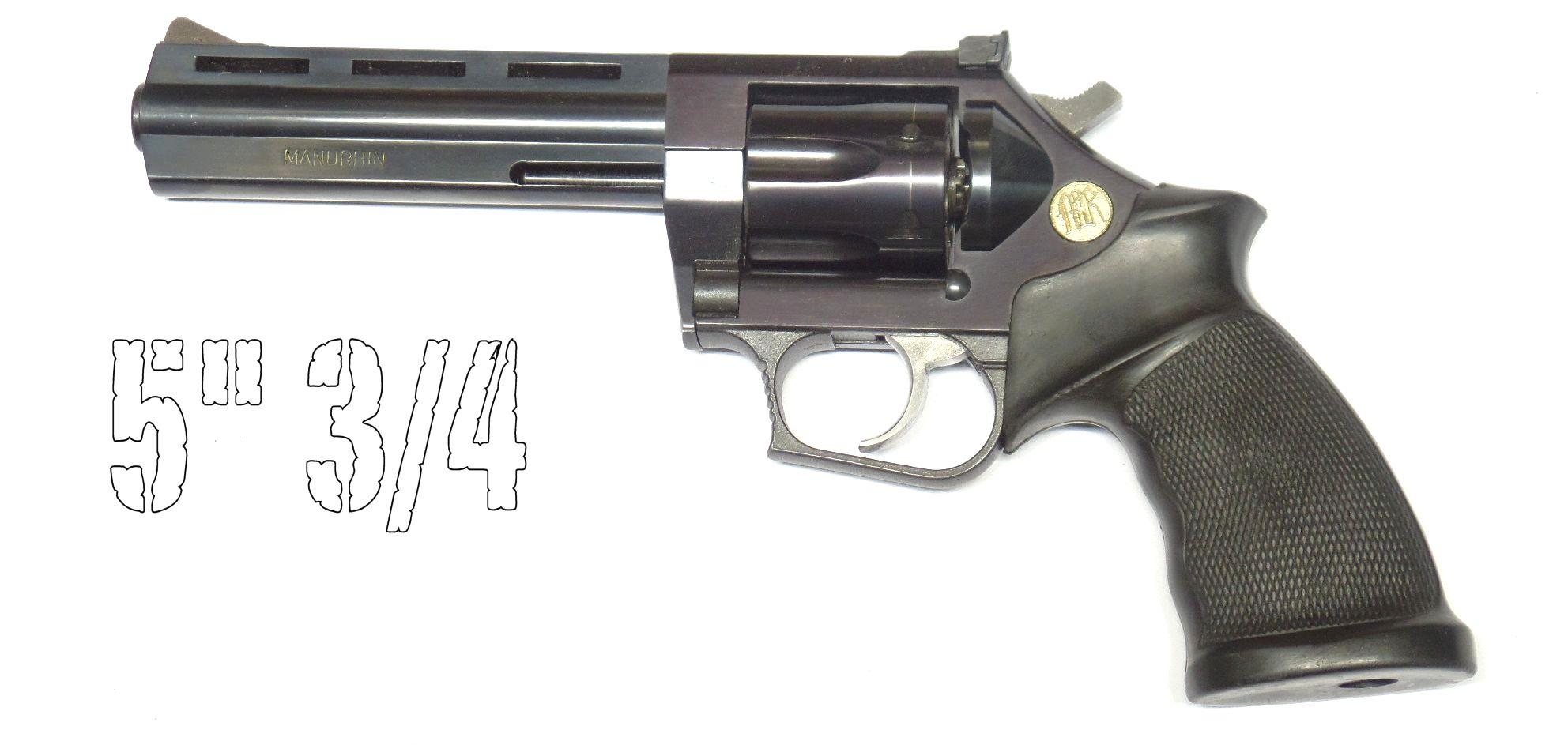MANURHIN MR96 calibre 357 Magnum