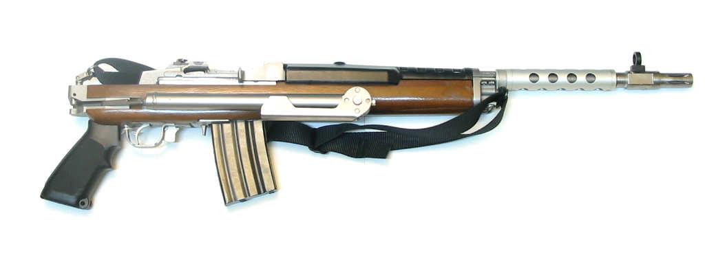 RUGER - Mini 14 - Mini 30