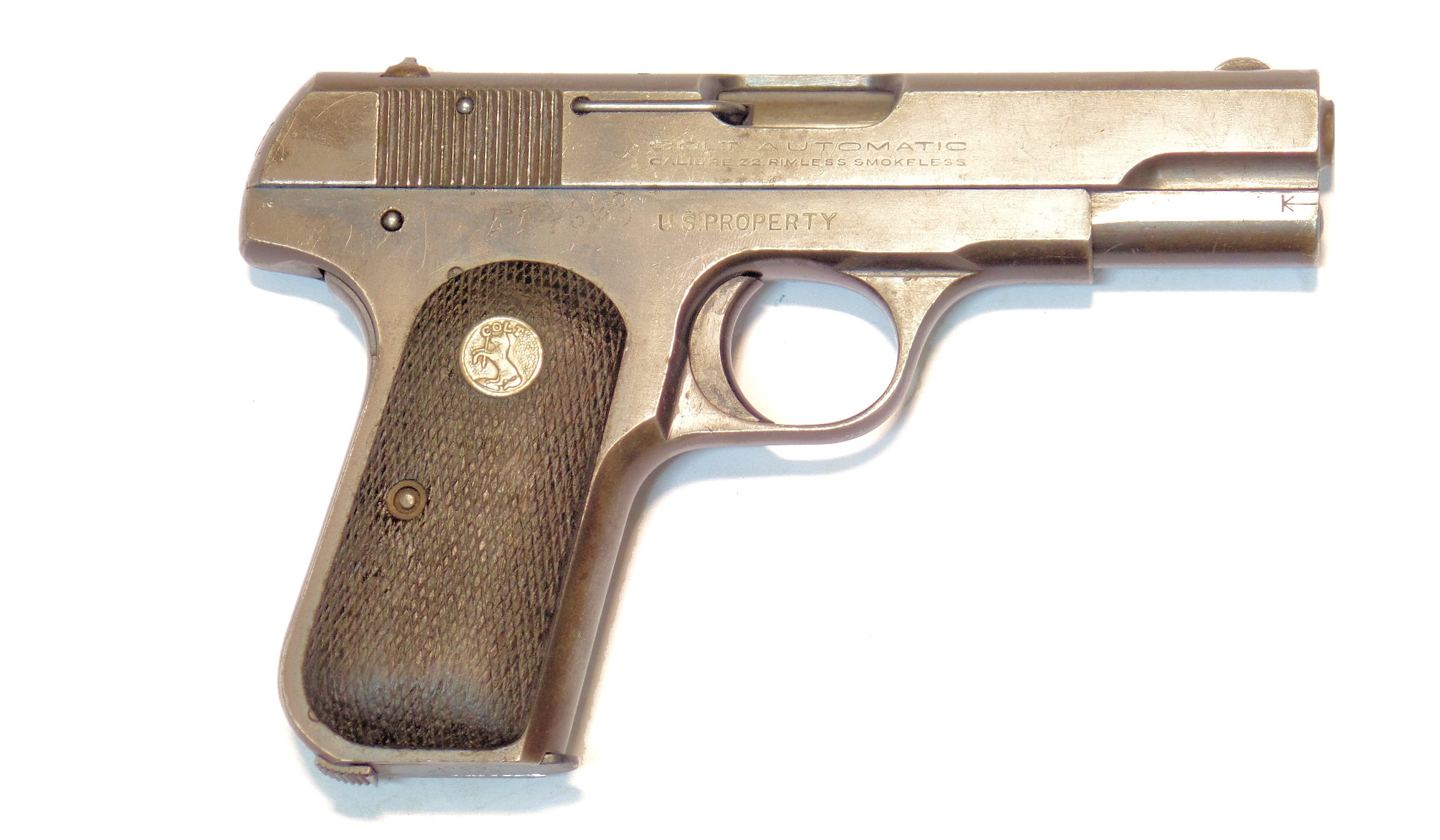 COLT 1903 calibre .7.65Browning