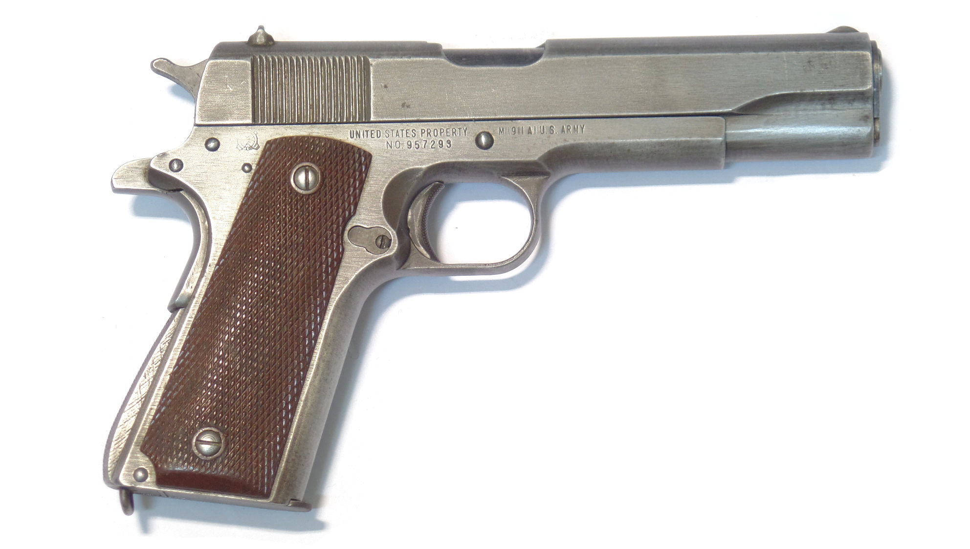 REMINGTON 1911A1 calibre .45ACP