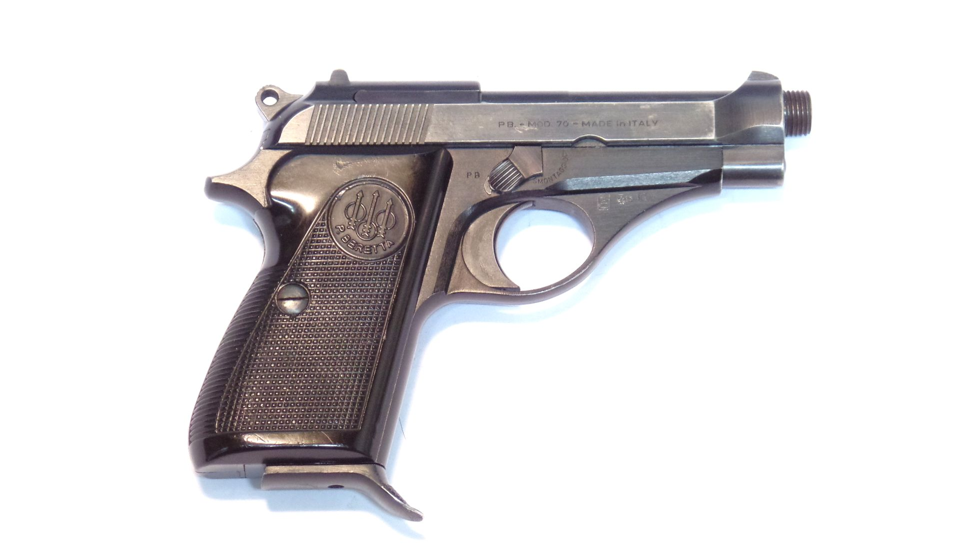 BERETTA Modele 70 calibre 7.65 Browning