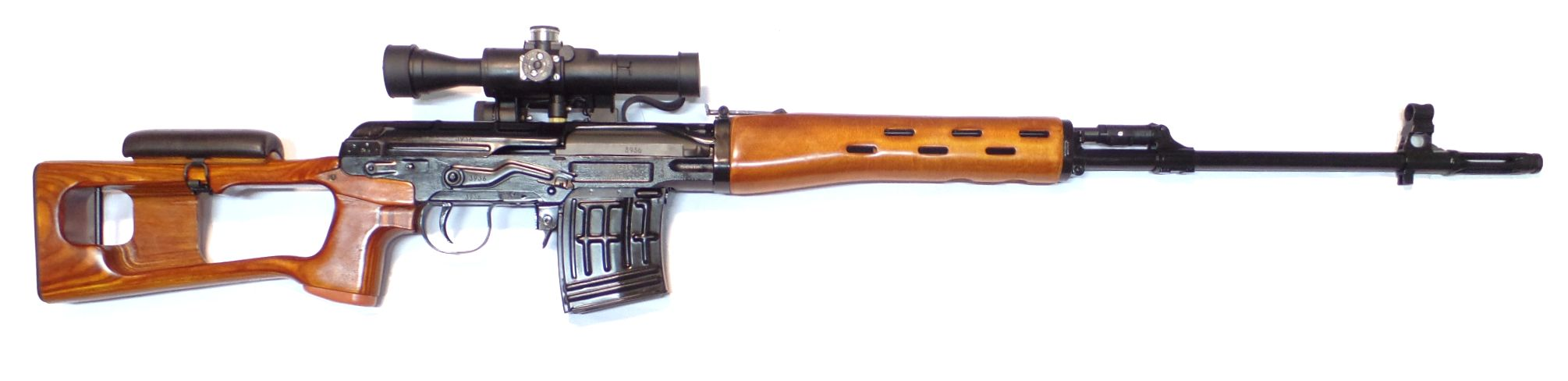 DRAGUNOV SVD calibre 7.62x54R REPETITION MANUELLE
