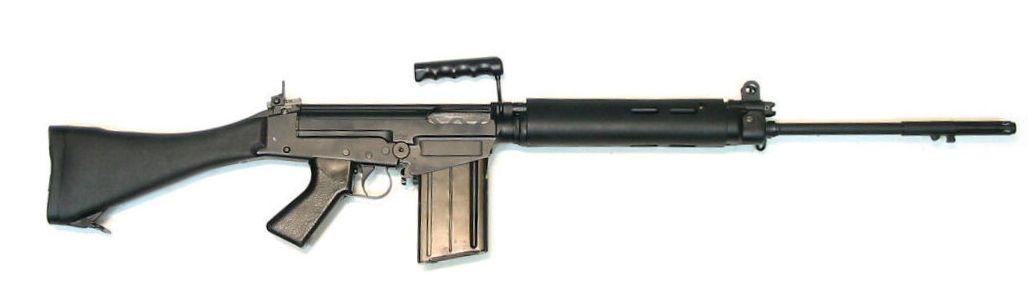 Enfield FAL L1A1 calibre .308Winchester