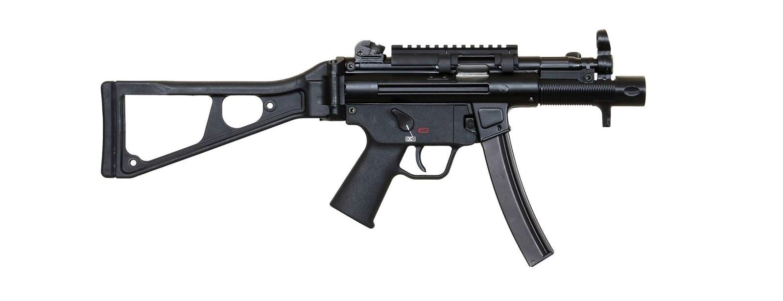HK SP5K / MP5  calibre 9 Para