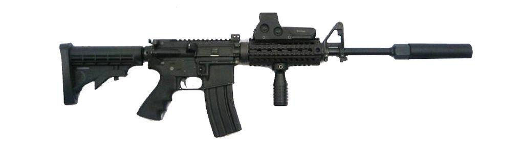 Silencieux VORTEX NATO II C
