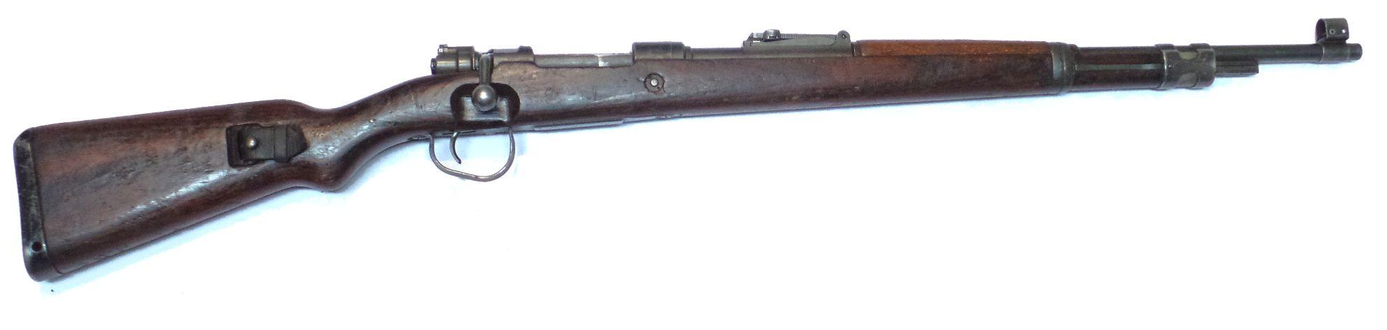 MAUSER 98K dot44 calibre 308Winchester