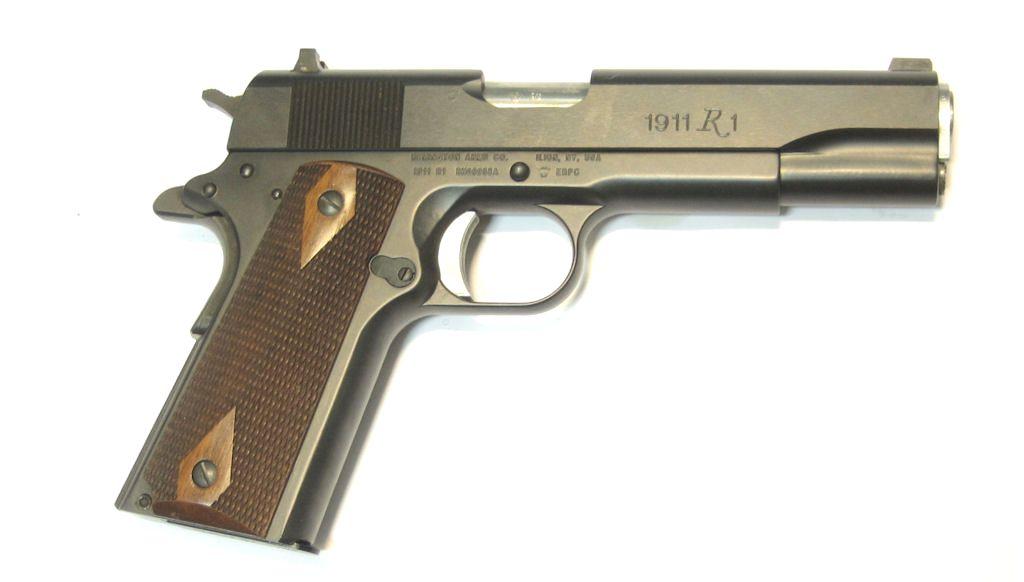 REMINGTON R1 calibre .45ACP