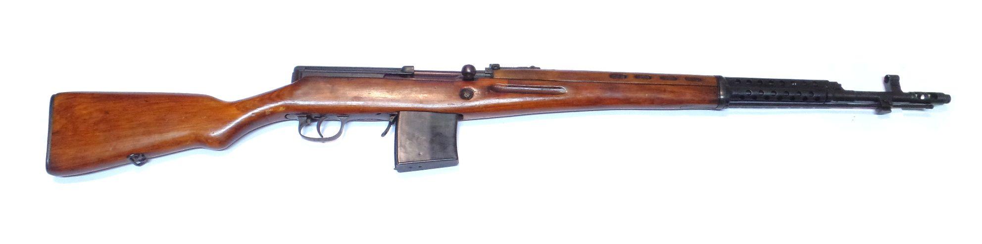 TOKAREV SVT40 calibre 7.62x54R