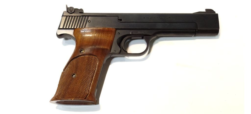 Smith & Wesson Modèle 41 calibre 22LR