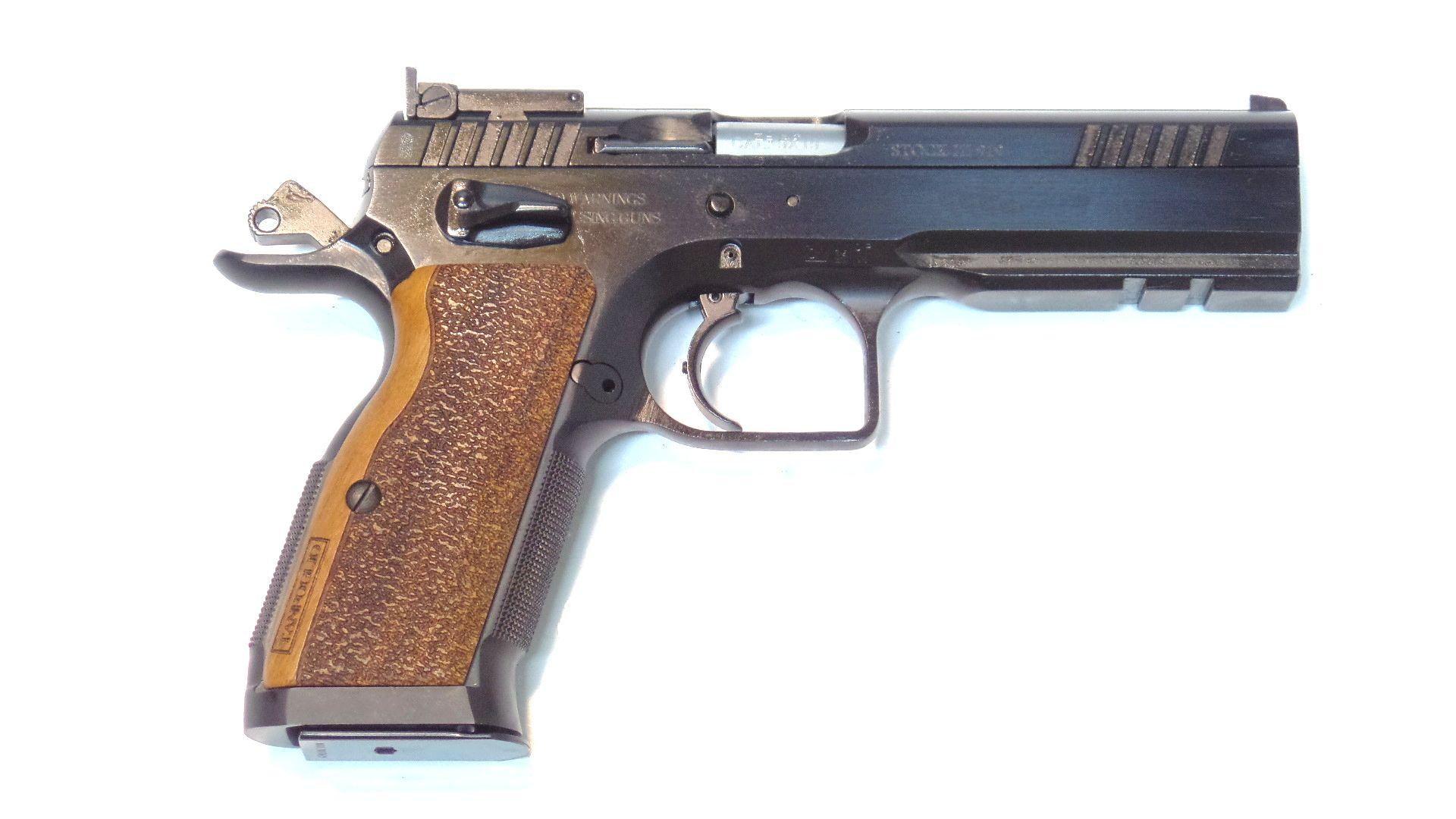 TANFOGLIO STOCK III calibre 9Para