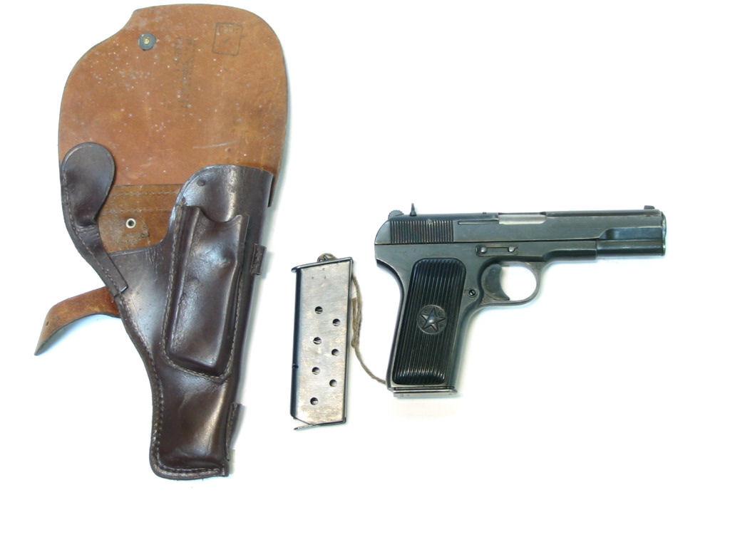 TOKAREV TT33 calibre 7.62Tokarev