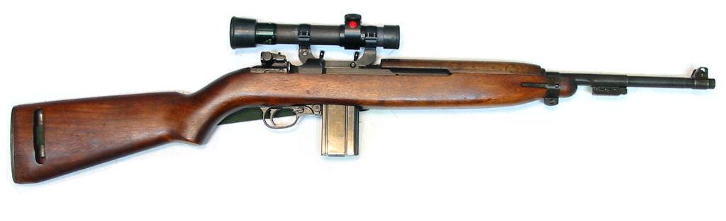 USM1 INLAND Sniper calibre 30M1