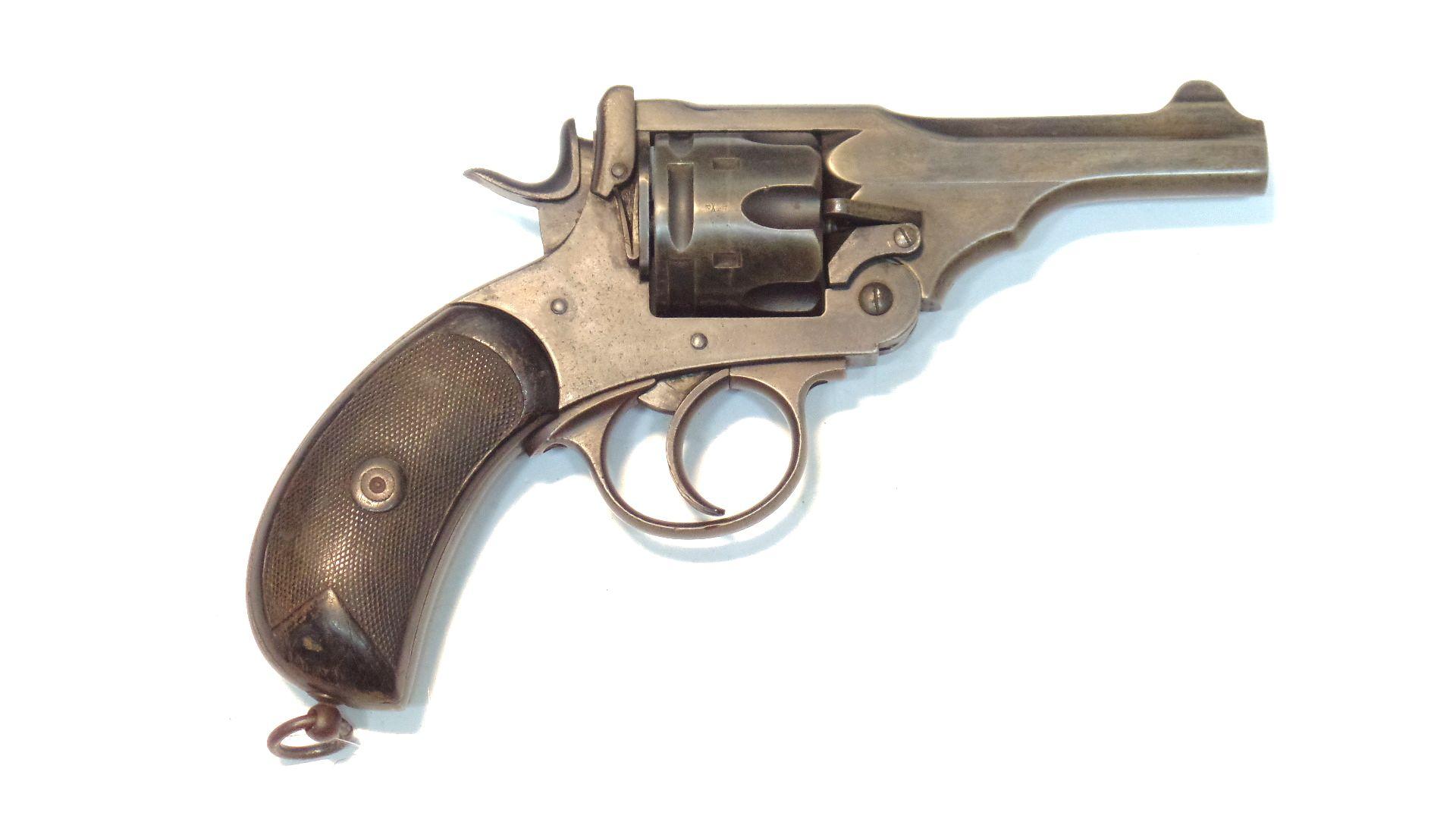 WEBLEY & SCOTT Mk V calibre 455