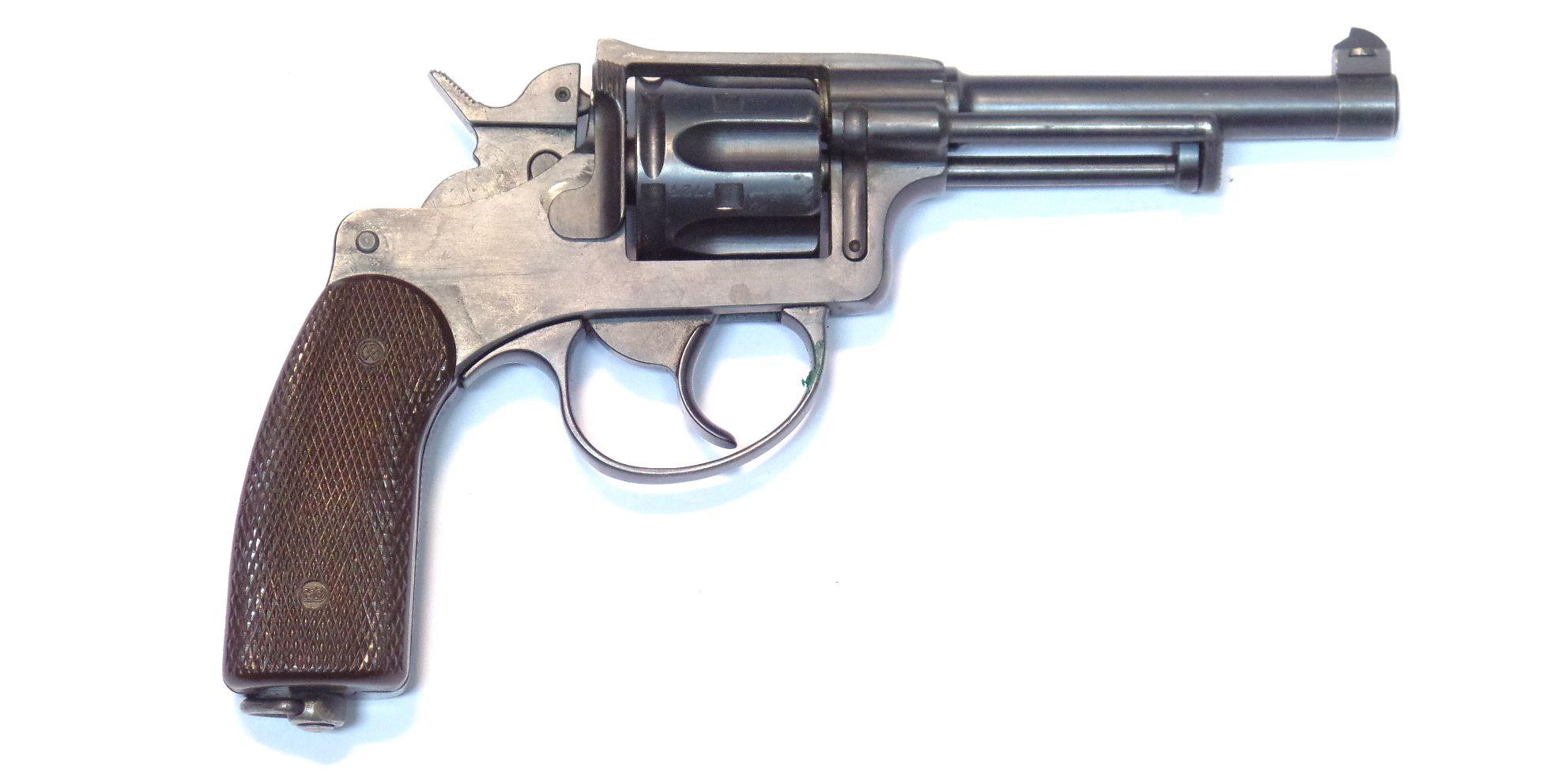 Revolver d'Ordonnance 1882 - 29 Waffenfabrik