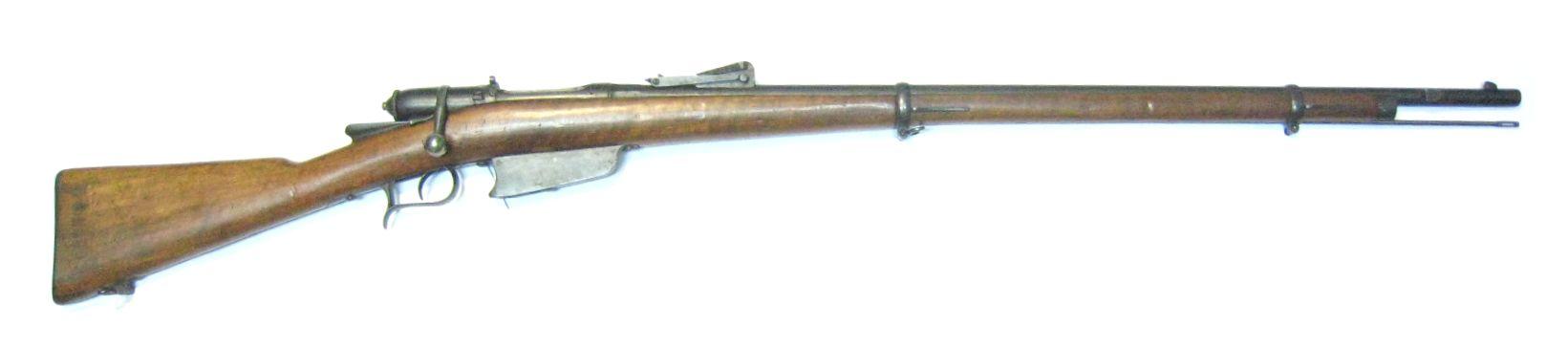 Vetterli Vitali M1870/87/15 calibre6.5x52carcano
