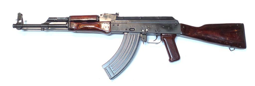 AK47 TULA Calibre 7.62x39mm