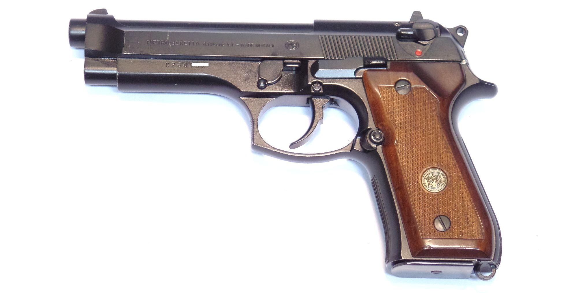 BERETTA 92FS calibre 9 Para