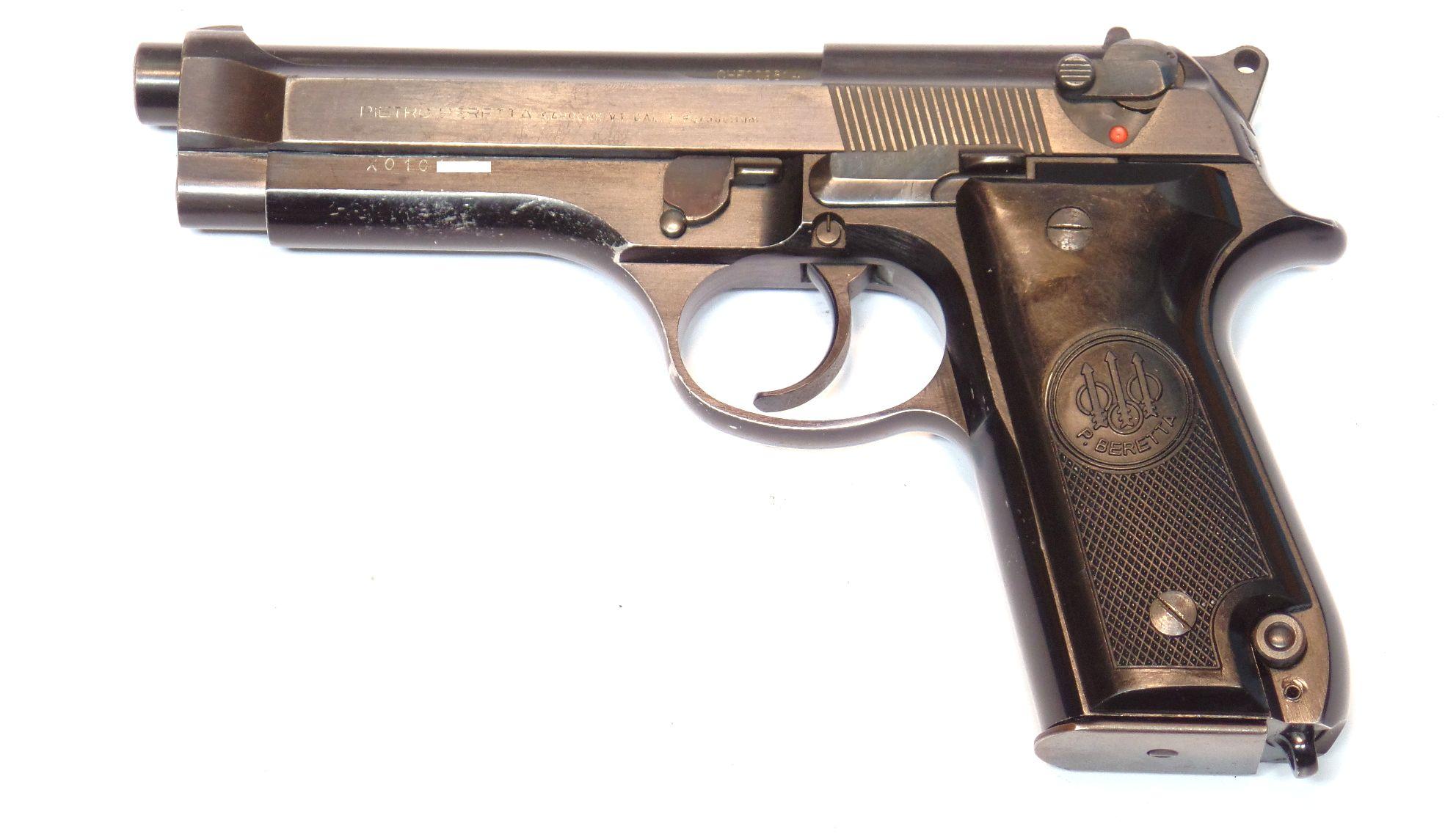BERETTA 92S calibre 9 Para