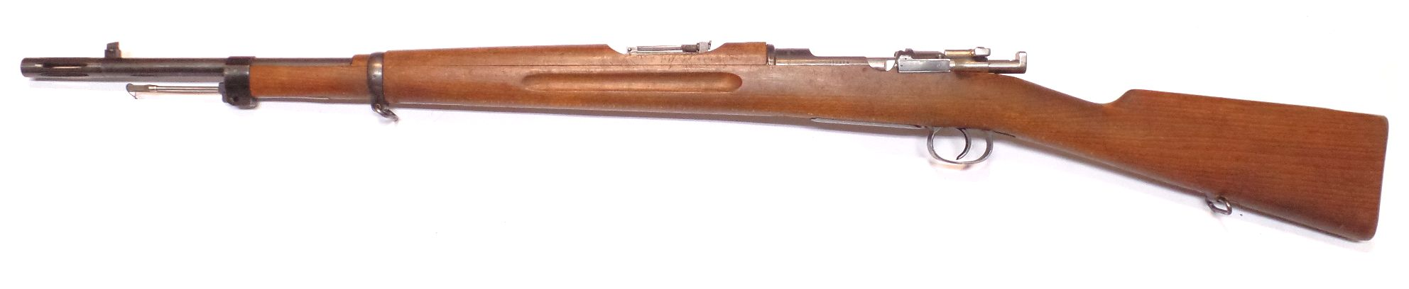 CARL GUSTAV M96-38 calibre 6.5x55