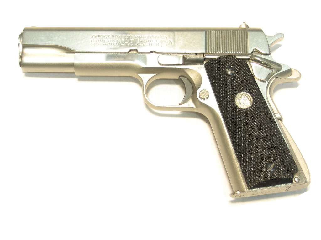 COLT 1911 Mark IV serie 70 calibre .45ACP