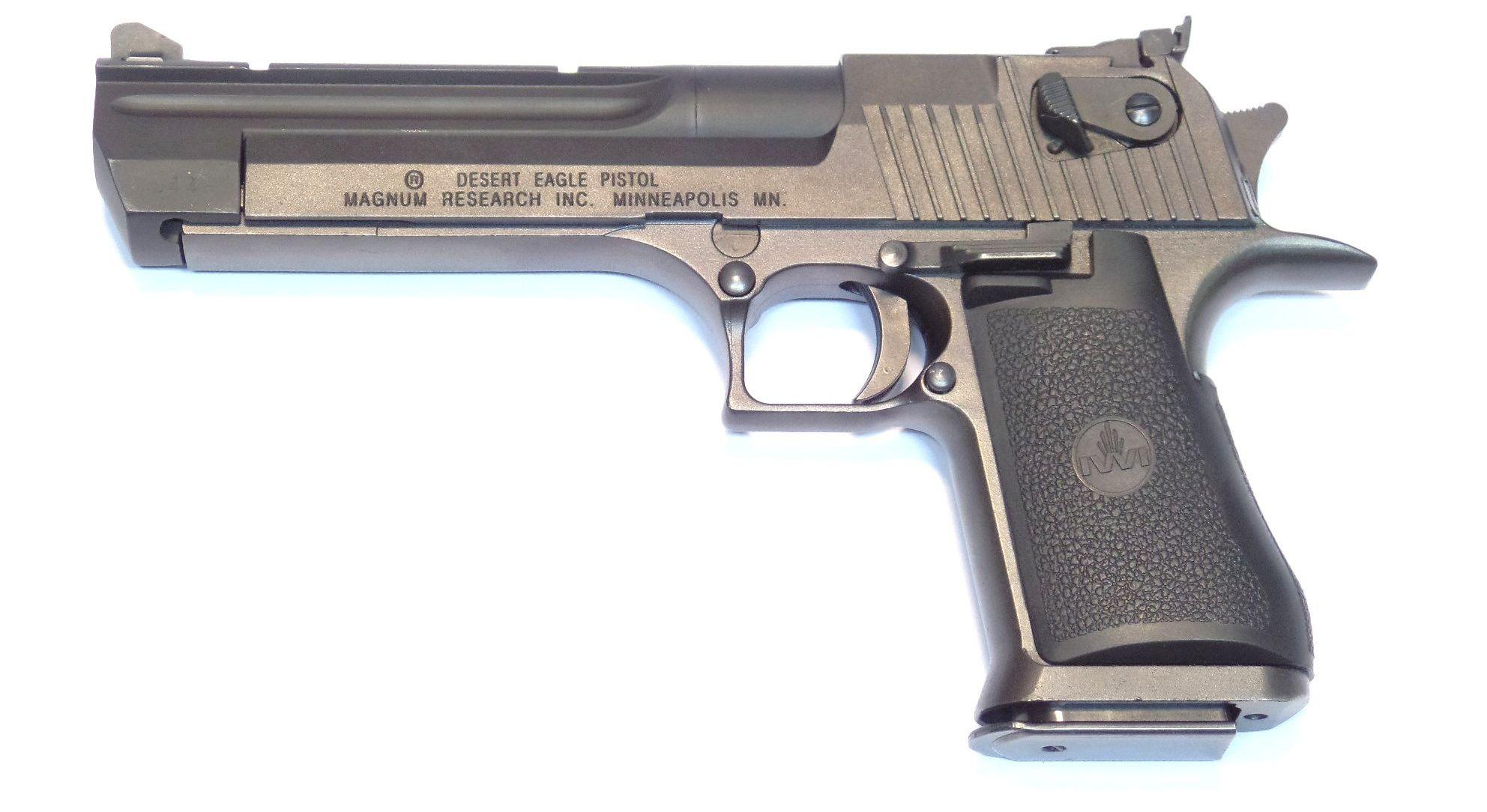IWI Desert Eagle calibre 44 Magnum