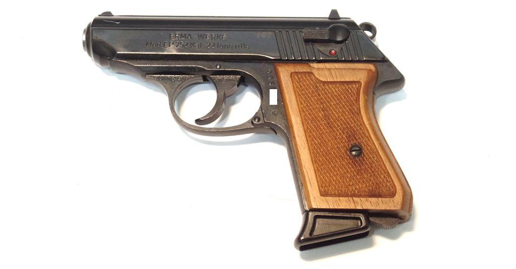 ERMA EP752 calibre 22LR