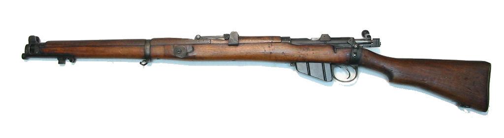LEE-ENFIELD N1 MarkIII calibre .303British
