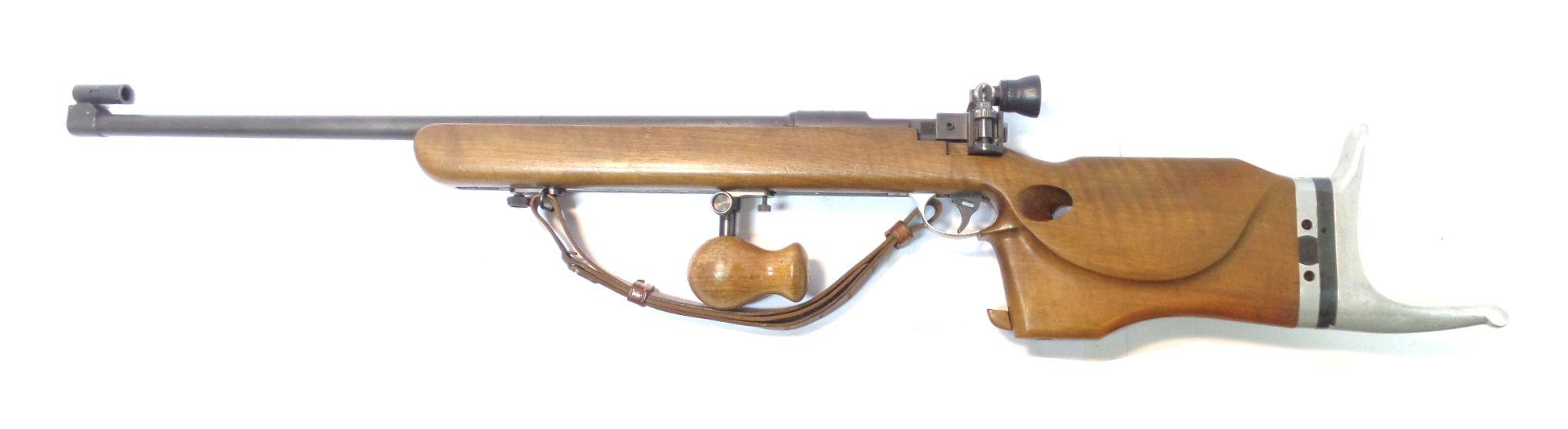 HAMMERLI MATCH calibre 7.5x55