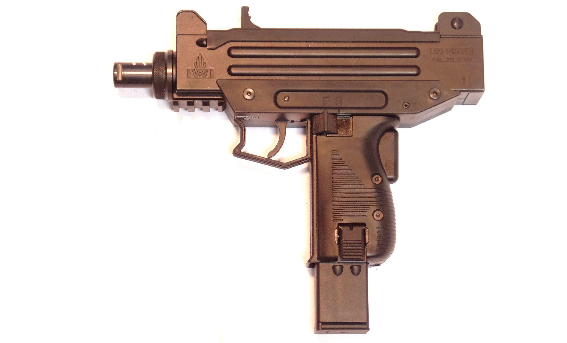IMI / IWI UZI Pistol calibre 22LR