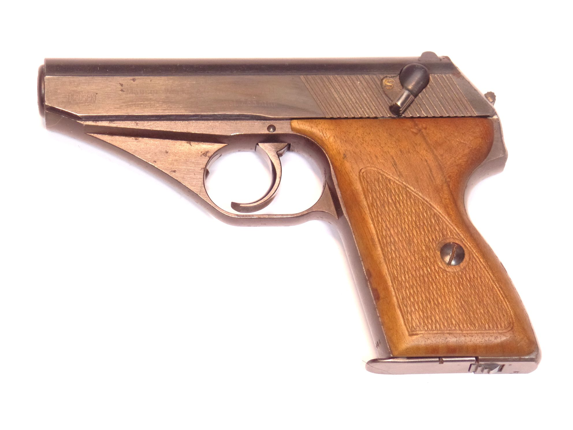 MAUSER HSC calibre 7.65 Browning