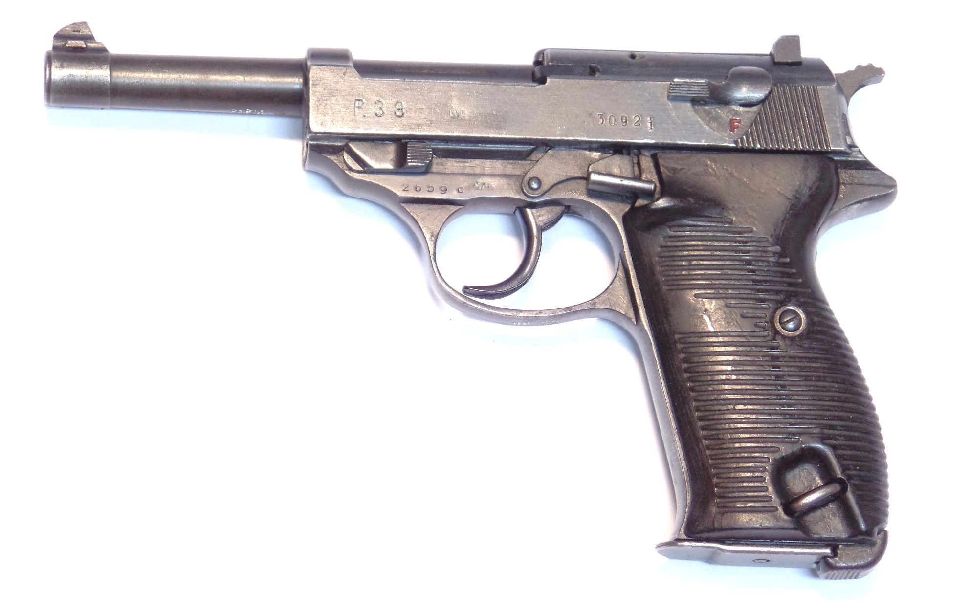 WALTHER P38 cyq NEUTRALISE