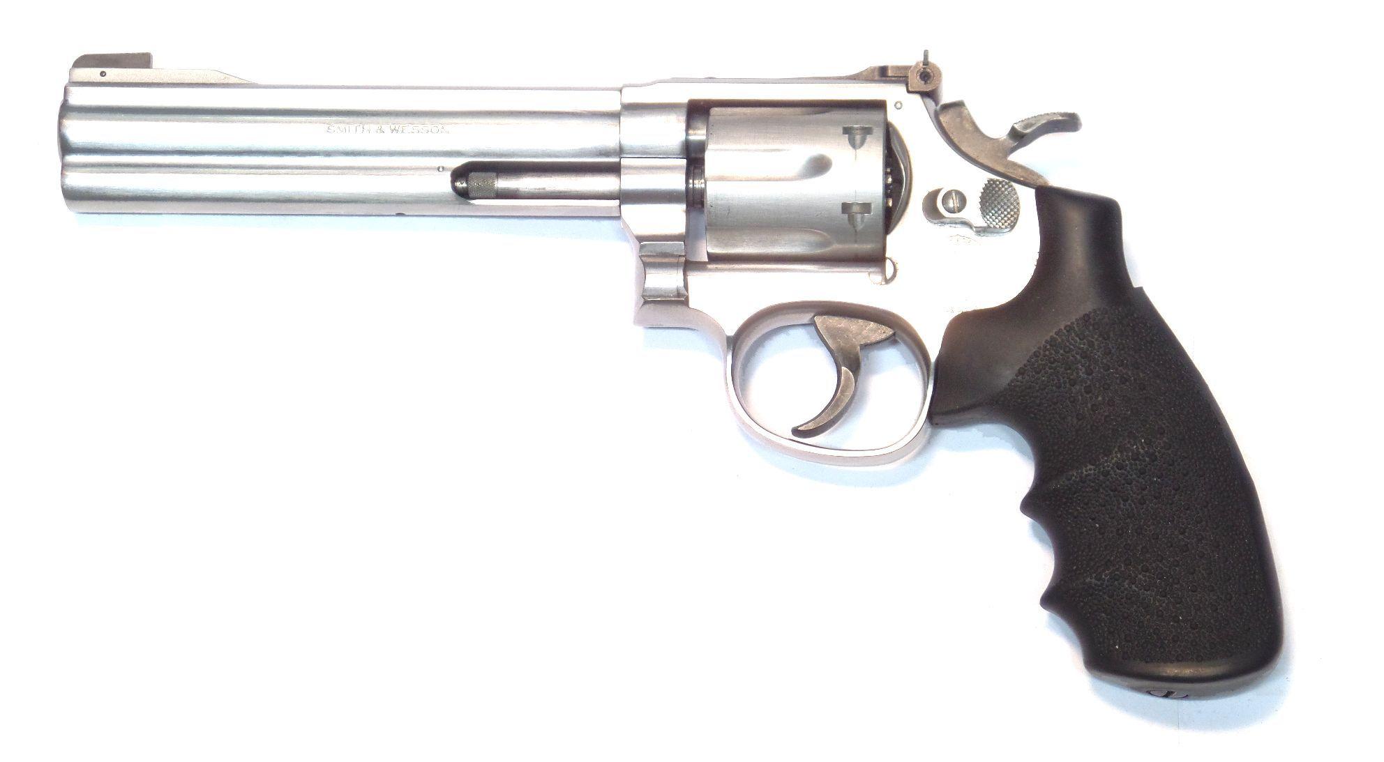 Smith & Wesson Modèle 617-1 calibre 22LR