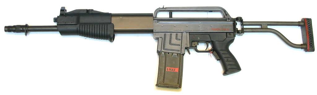 FRANCHI SPAS 15 calibre 12-76
