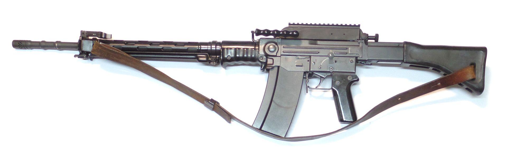 SIG - STG57 Sniper calibre 7.5x55