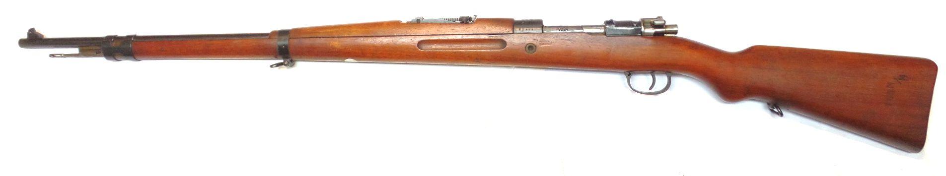 CZ BRNO VZ24 calibre 7.65x53
